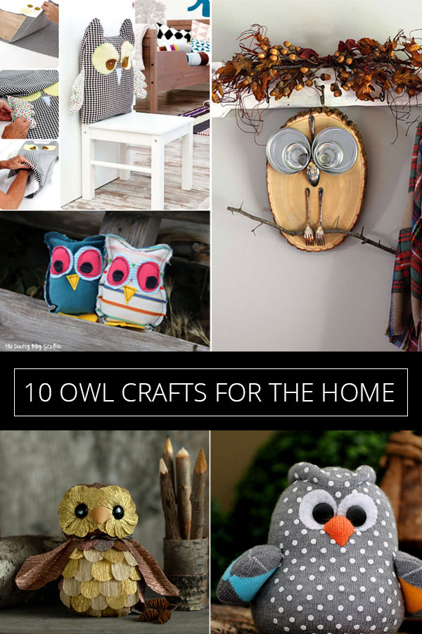 owl craft projects