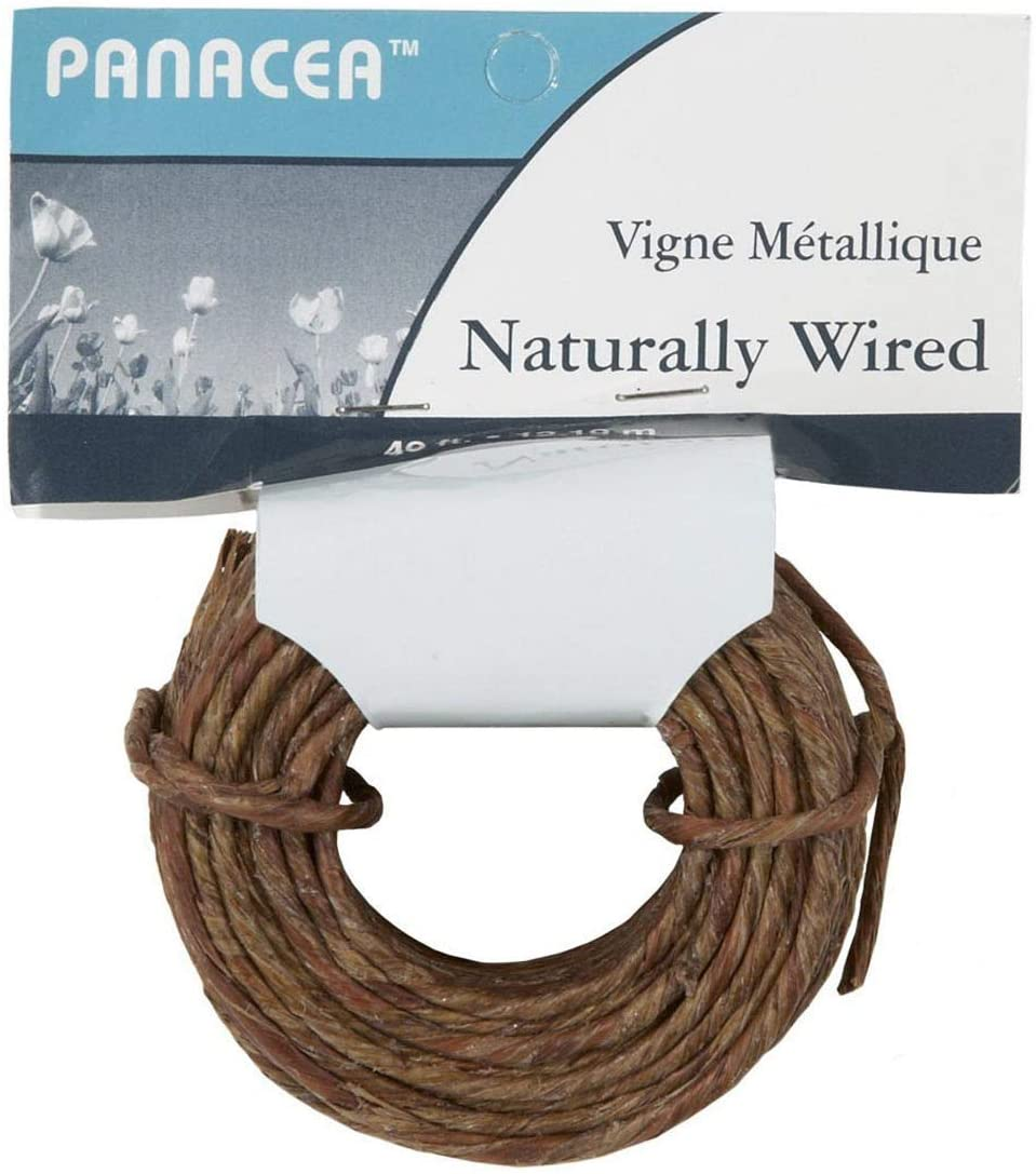 rustic craft supply - vine wrapped wire
