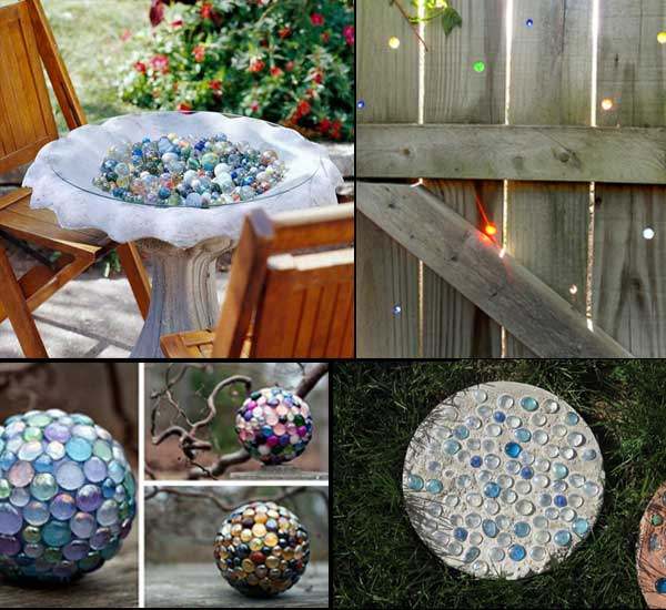 what to do with old marbles