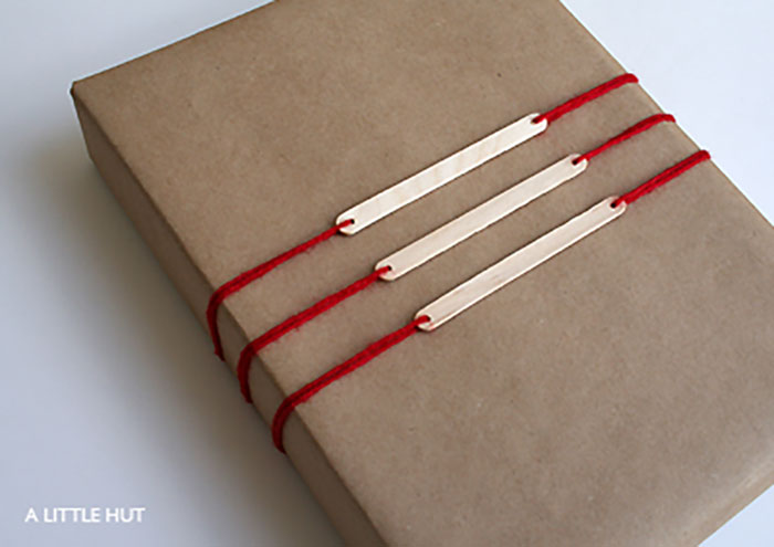 popsicle stick gift tags