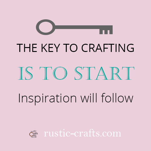 good quotes for crafting