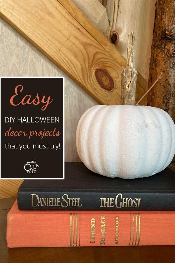 easy diy halloween