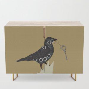 crow credenza