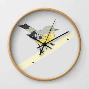 songbird clock