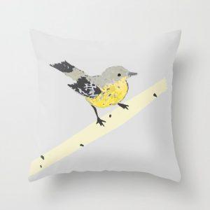 songbird pillow