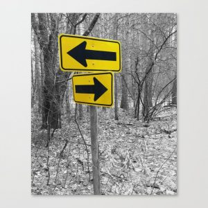 directional signs print