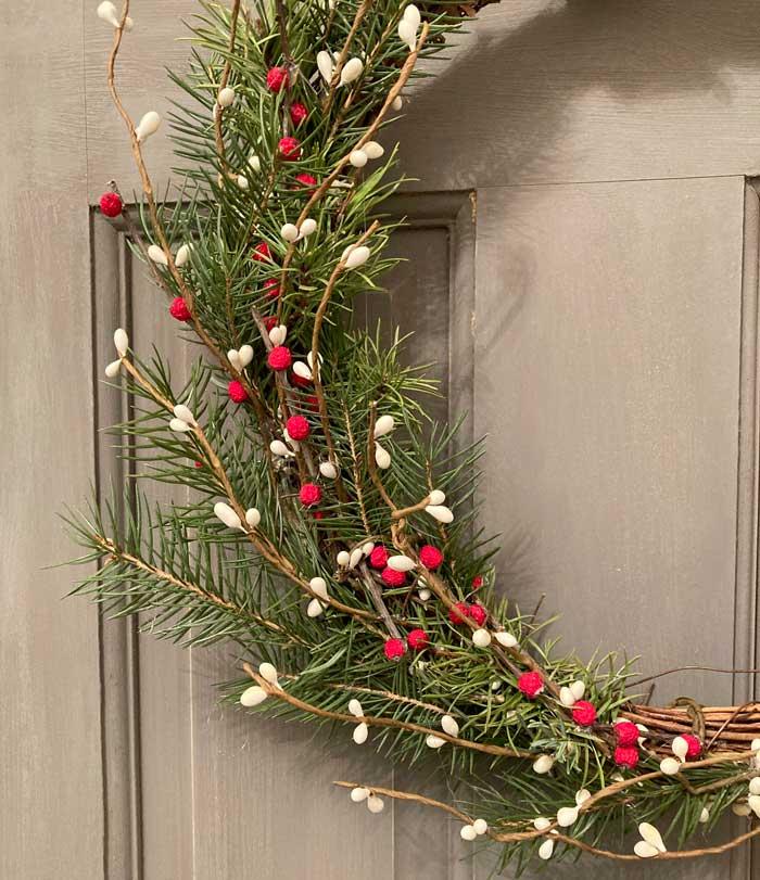 wreath fullness