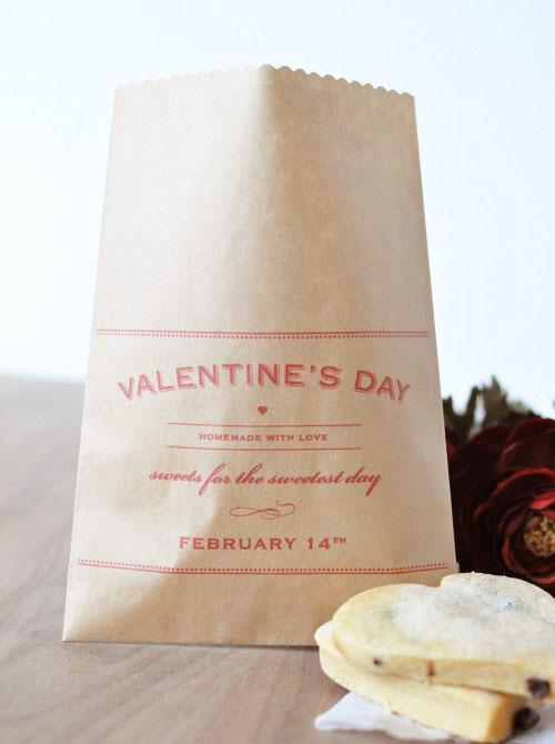valentine download for paper bag