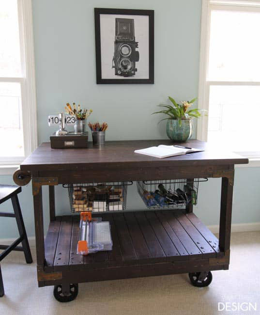 work bench kit craft desk