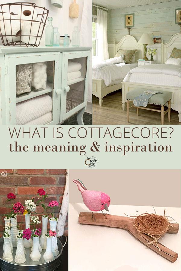 cottagecore for home interior