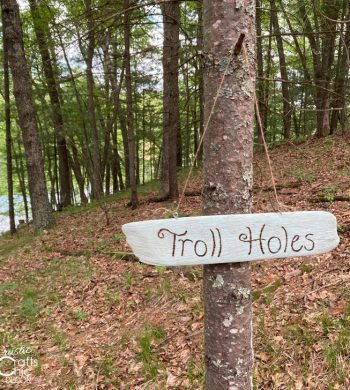 diy driftwood sign