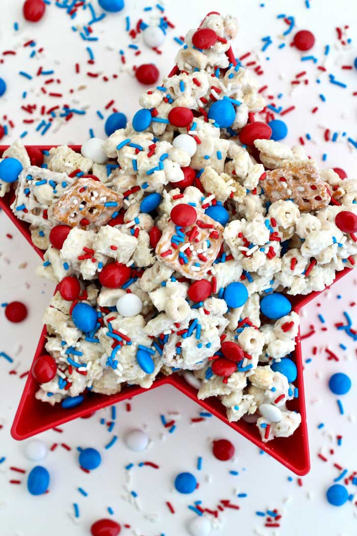patriotic party mix