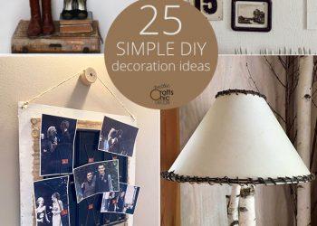 simple diy decoration ideas