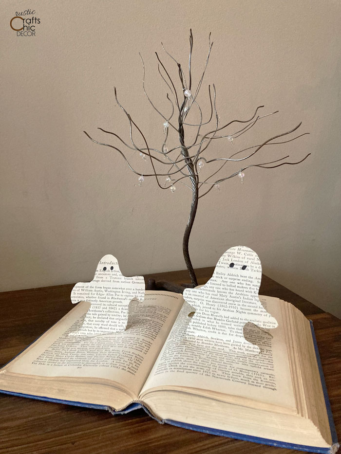 ghost pop up pages